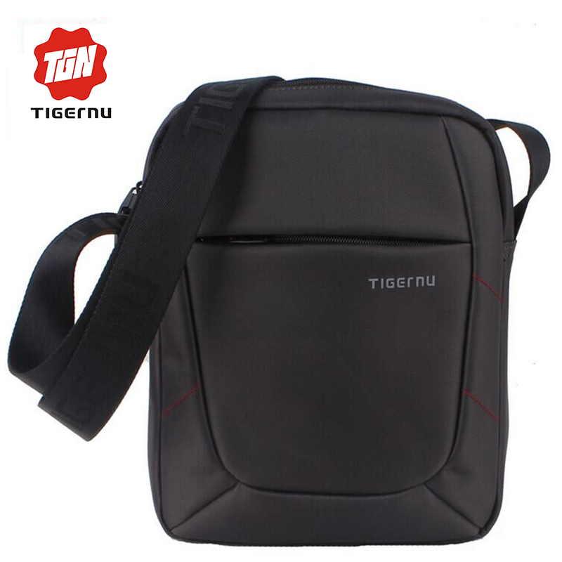 Tigernu men Messenger Bag casual business fashion Crossbody bag High quality waterproof hombres sending free gift<br><br>Aliexpress