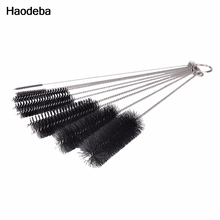 Haodeba 10pcs Bottle Kettle Spout Teapot Nozzle Bottle Clean Home Kitchen DIY Brush Set with different size clean brush(China)
