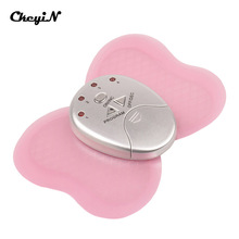 Digital Therapy Machine Butterfly Design Losing Weight Burning Fat Slimming Body Massager Electric Vibrator Muscle Massageador A