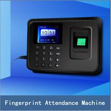 16*16mm F-18C TFT HD Color Screen Fingerprint Attendance Machine for Door Lock Home Security System, Free Shipping
