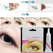 9g Lash Glue Eyelash Adhesive Eyelash Glue Waterproof False Eyelash Accessories Strong Glue (Black Glue) 1pc Fashion