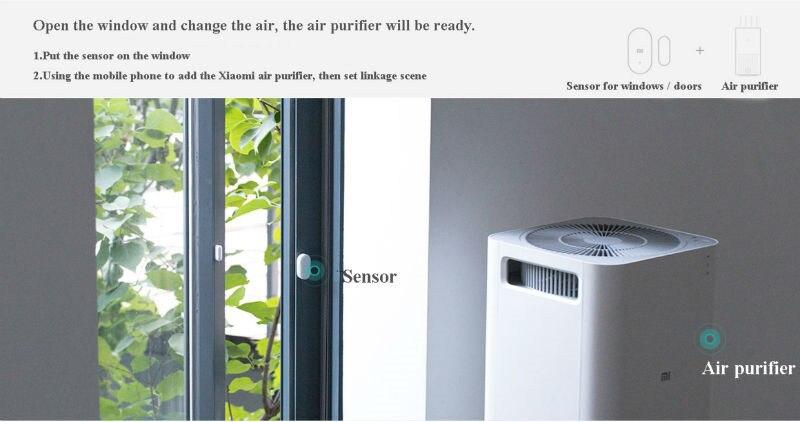 Smart Door and Windows Sensor 5
