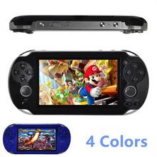 16G 4.3'' NES Games Handheld Video Console Game Player MP3 MP4 MP5 PMP PSP PXP FREE SHIPPING 2017 16GB RUSSIAN RUSSIA 1000 GAMES