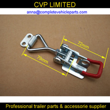 MEDIUM OVERCENTRE LATCH Trailer Toggle Fastener UTE Lock Zinc Plated Truck(Hong Kong,China)