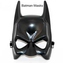 Batman mask Halloween Masks Props Terrorist Monolithic Devil Mask Scream Mask 50PCS/LOT