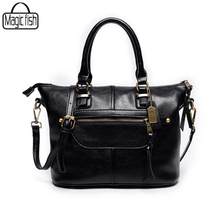Genuine Leather Bag High Quality Medium Women Shoulder Bags Luxury Women Bags Female Tote Motorcycle Women Messenger Bag C1097/l