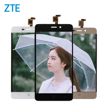For ZTE Blade X3 D2 T620 A452 New Full LCD Screen Display +Touch Screen Digitizer Glass Lens Sensor Assembly