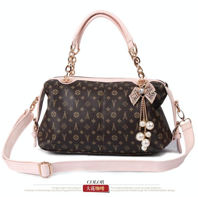 Fashion Womens Handbag Ladies Luxury PU Leather Zipper Print Handbag Shoulder Bag Women Crossbody Bag Factory Price B57<br><br>Aliexpress
