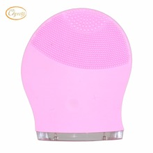 Waterproof Portable Ultrasonic Facial Cleaner Electric Face Cleansing Brush Sonic Massage Skin Care Spa Beauty Cleaning Device(China)