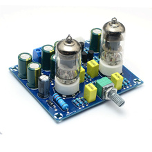 HIFI vacuum tube Preamplifier board electronic valve amplifier ac12v diy kit and finished product