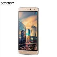 XGODY Y15 Smartphone 6 Inch 3G Dual Sim Card Android 5.1 MT6580 Quad Core 8G ROM Mobile Phone 8MP Camera WiFi GPS Cell Phone