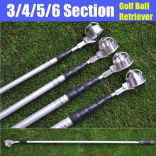Pick-Up-Tool Telescopic Golf-Ball Training-Aids Picker Outdoor Retractable Sports 4-Types