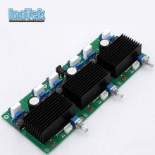 Assembled TDA7498 6 channel 100W*6 Class D Power Amplifier board DC24V/32V