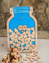 personalized Wedding Mason jar Guest book Drop Box Mason Jar sign Guestbook alternative Guestbook top party decorations