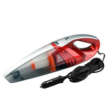2016 New Universal 12V 120W Car Portable Super Cyclone Handheld Vacuum Cleaner for Car/Vehicle Red Car Styling