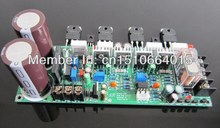 diy kit 2.0  amp  tube2sa1943 2sc5200 output 2.0 amplifier board tube rear discrete tube amplifier with  protected add 5532