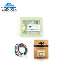 SQU OF68 Universal Car Emulator Mini Parts Big Works SQU OF68 support IMMO/Seat accupancy sensor/Tacho Programs(China)