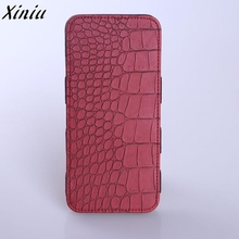 Neutral Slim Purse Crocodile Partten Magic Bifold Leather Wallet Card Holder Fashion Design Clutch Wallet Carteira Mulheres#7010(China)