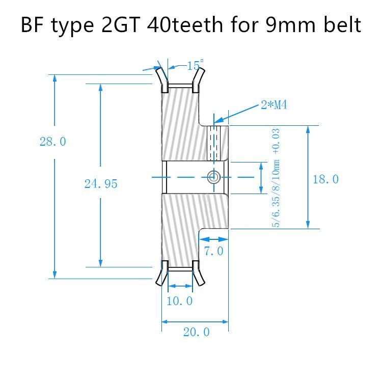 BF-2GT-40T-9B-9