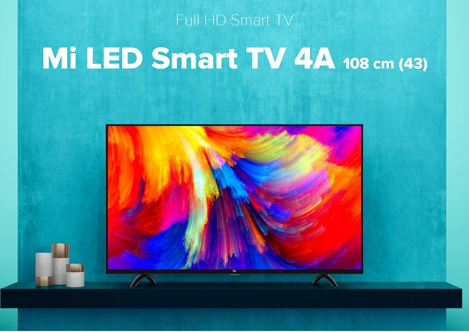 108 cm (43) TV 43 inch 1920*1080p Smart TV android Intelligent LED TV