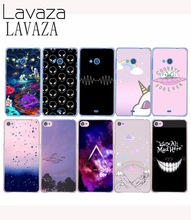 Lavaza 563E Hard Case for Lenovo S850 S60 S90 A536 A328 A1000 A2010 Stars And Planets Space alien
