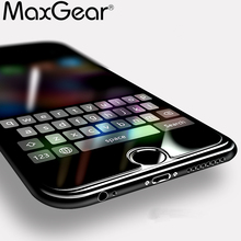 MaxGear Premium Tempered Glass Screen Protector for iPhone 4 4S 5 5S 5C SE 6 6s 7 Plus Toughened protective film Guard Shiled