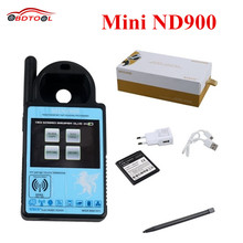 Flash Sale New Arrival ND900 Mini Transponder Key Programmer Mini ND900 Free shipping