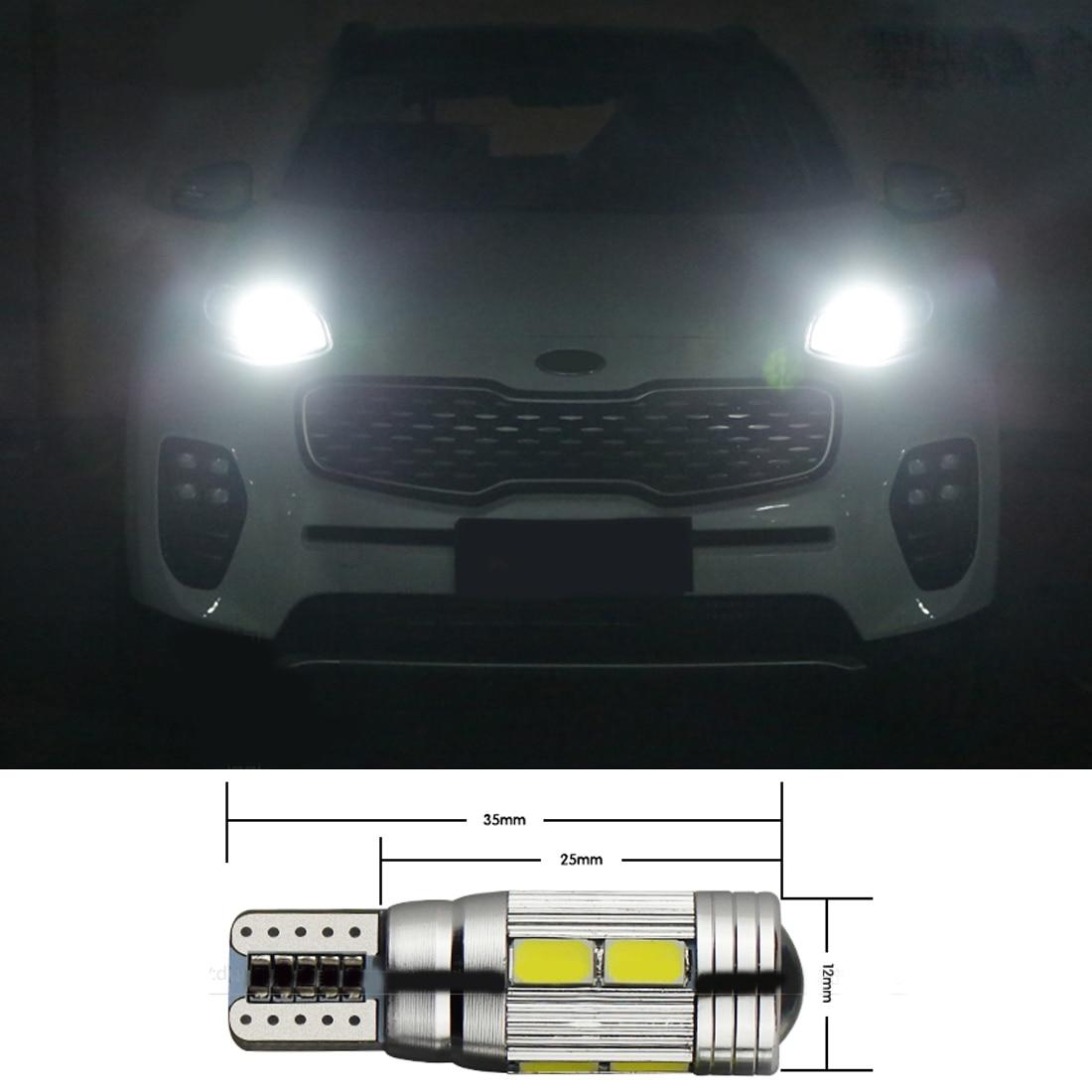 Audi R8 501 W5W White Interior Door Bulb LED Trade Price Light Upgrade