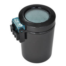Portable Car Auto LED Light Smokeless Ashtray Cigarette Holder Case Good Gift UK(China)