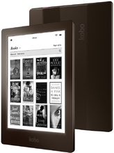 ebook EPUB Kobo Aura HD Touch eReader 6.8 inch e-ink 1440x1080 Comfortlight 4GB wifi e-book Reader