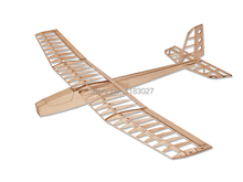Red Swan Laser Cut Balsa KIT 1250mm Balsawood Airplane Models Building Toys Woodiness model /WOOD PLANE