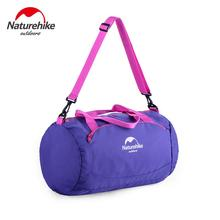 Naturehike swimming bag for storing clothes handbags shoulder sports bags men women gym dry bag for wet items NH16F020-L(China)