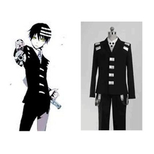 2016 Soul Eater Death the Kid Cosplay Costume