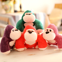 2pcs/lot   orangutan plush toy doll vending machine doll child birthday gift Decoration  For Kids Animals Toys Stuffed Soft