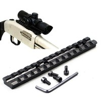 Picatinny/Weaver Rail Scope Mount 13 Slots for Shortgun Mossberg 500,590,835 T01 C(China)