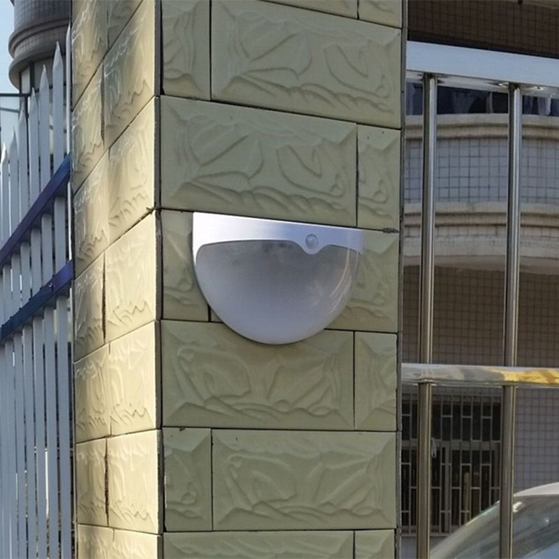 Outdoor Lighting 24LED Motion Sensor Solar Security Night Light Exterior Wireless Wall Lamp for Fountain Street Courtyard Garage<br><br>Aliexpress