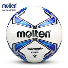 Original Molten F5V3200 soccer ball size5 PU Ball Professional football soccer goal balls football ball balon bola de futbol(China)