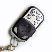 433mhz Garage Door Remote Control 4 Channel Universal Car Gate Cloning Rolling Code Remote Duplicator Opener Key Fob