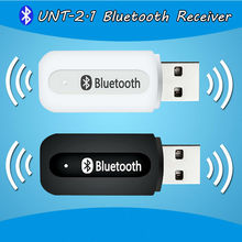 BUBOEYE V4.0 Wireless Bluetooth Receiver 3.5mm Bluetooth Audio Receiver Adapter Speaker Headphone Home Hands-Free
