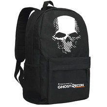 Tom Clancys Ghost Recon Wildlands Backpack PCPS4 Shoulder Bag for Teenagers Men Daypack