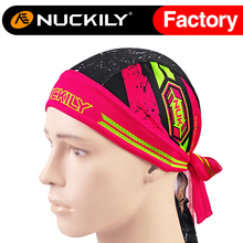 Buy Nuckily 2 Color Quick Dry Cycling Headband women Pirate Bandana Outdoor Sports Breathable Riding Equipment Hat PJ13 for $13.66 in AliExpress store