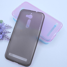 Factory Outlet Soft Case For ASUS Zenfone GO ZB500KL Shell Cover TPU Protector Drop Helper Housing Home