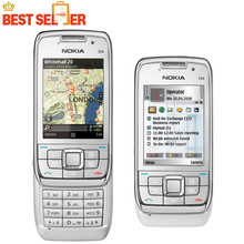 E66 Original Unlocked Phone Nokia E66 GSM WCDMA WIFI Bluetooth 3.15MP Camera Cell Phones