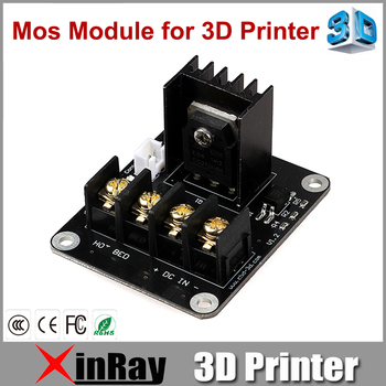 Quality Power Expansion Module MOS Module Add-on Heated Bed High Power Module for 3D Printer 3D Printer Parts 3DACT14