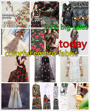 african embroidery summer lace dress fabric and beatiful net yard/yarn/oganza/chiffon printed fabrics with two sde location