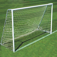 Super sell Football Soccer Goal Post Net 2.4x1.8m for Sports Training match Outdoor White