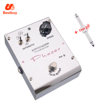 Biyang ToneFancier Series Guitar Effect Pedal Phase Phaser PH-8 True Bypass
