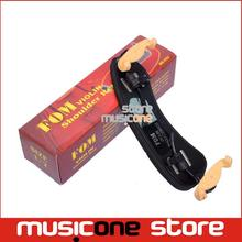 Free Shipping FOM Violin Double Side Adjustable Shoulder Rest ME-052 for 1/2