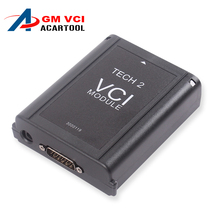 Professional GM Tech2 VCI module Work with for GM Tech 2 Pro Kit Car Diagnostic tool Auto Scanner Tech II hot promotion