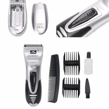 Pro Child Adult Electric Shaver Razor Beard Hair Clipper Trimmer Grooming Kit